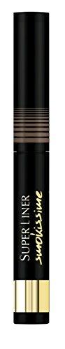 L'Oréal Paris Super Liner Smokissime, 101 Taupe Smoke - Eyeliner mit ultra-weichem Applikator und einzigartiger Puder-Textur - für einen unglaublich geheimnisvollen Look, 1er Pack (1 x 1 g)