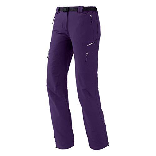 Trango wifa UA – Pantalon Long pour Femme XXL Violet (Morado pasión)