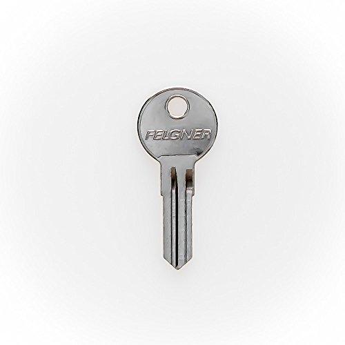 RENZ Ersatzschlüssel RE - Schließung RE 001 bis RE 200 - Nachschlüssel - Zusatzschlüssel - Briefkastenschlüssel - Schließung RE001