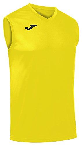 Joma Combi s/m, Camiseta Hombre, Amarillo, M
