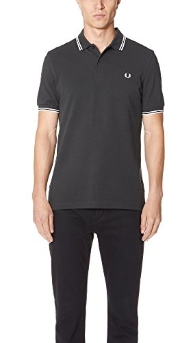 Fred Perry Twin Tipped Shirt, Polo - S