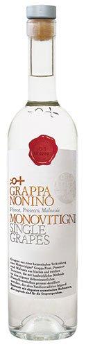 Grappa Nonino Monovitigni - Single Grapes - 500 ml