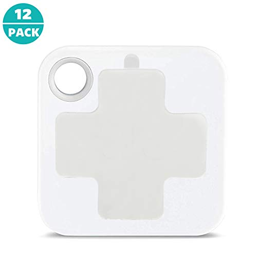 12 Pack Adhesive for Tile Mate - Zero Ahesive Tape Stains and Residue, Compatible with Tile Sport, Tile Style, Tile Slim.