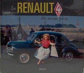 La Renault 4cv de mon père