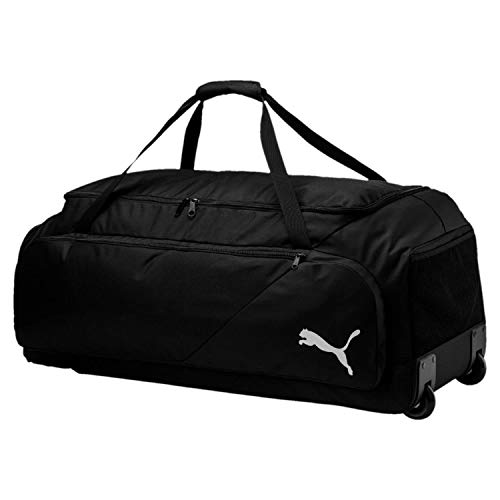 PUMA Liga L Wheel Bag Tasche, Black, UA
