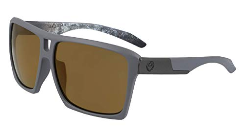 Dragon Dr The Verse Ll Mi Ion Gafas de sol, Matte Grey Galaxy, 60MM, 13MM, 135MM para Hombre