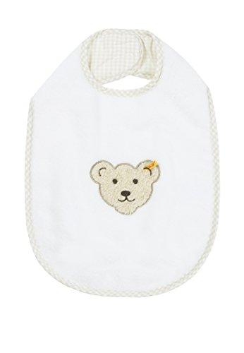 Steiff - Foulard tour de cou Mixte bébé - Blanc - blanc - taille unique
