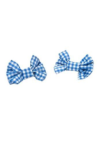 Fun Costumes Dorothy Hair Bows Standard