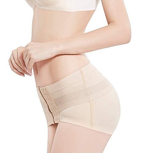 Gravida kvinnor postpartum bäckenbälten andningsbara elastiska postpartum buken bälten