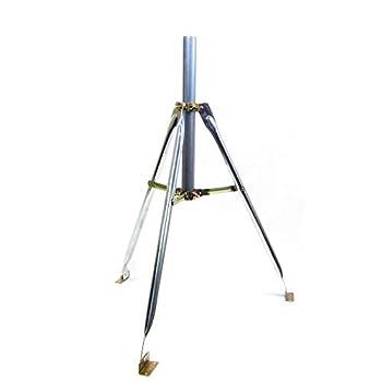 3 feet Satellite Tripod Mount with 2-Inch OD Mast