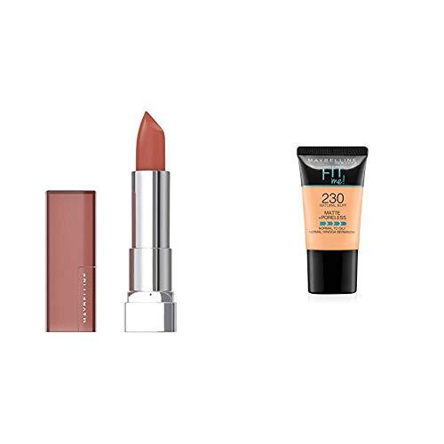 Best maybelline nude lipstick
