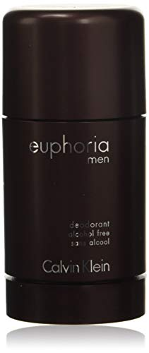 Calvin Klein Euphoria Men homme/man, Deodorant Stick, 1er Pack (1 x 75 ml)
