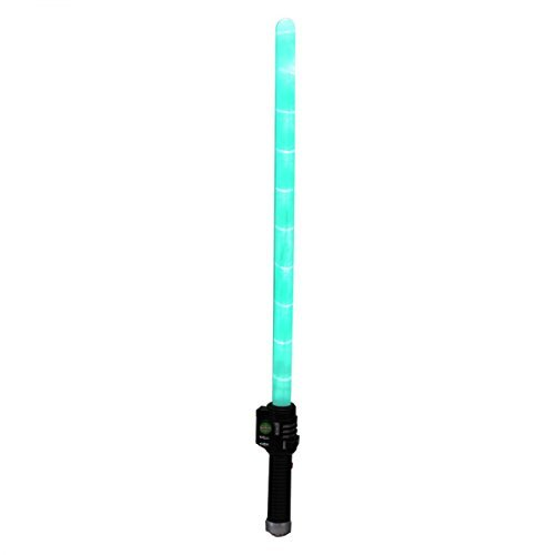 Galaxy Warriors Lightsaber with Lights and Sound - Model 9992 (Green) by Galaxy Warriors
