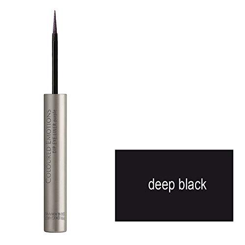 Hildegard Braukmann Coloured Emotions 2.0 Dip Eye Liner deep black 1,7 ml