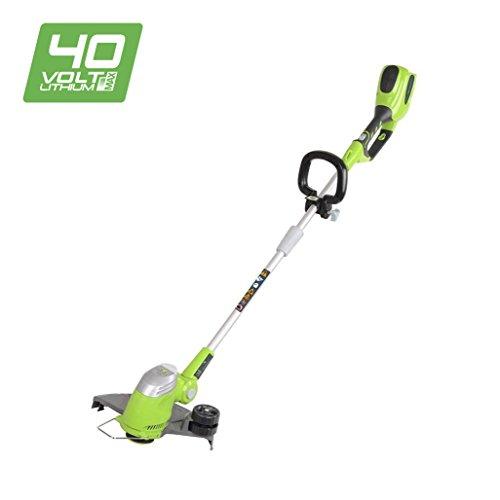 Greenworks Tools 21107 40V Akku-Rasentrimmer 30cm, 40 V