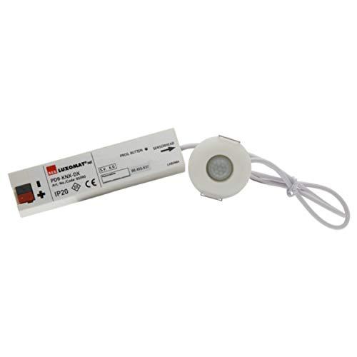 KNX Mini-Präsenzmelder mit integriertem Buskoppler