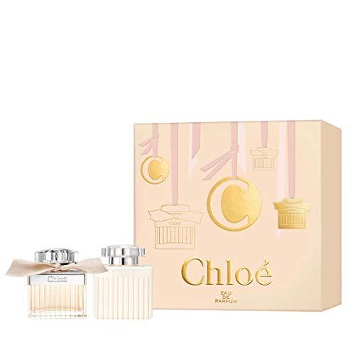 Chloè confezione eau de parfum 50ml body lotion 100ml