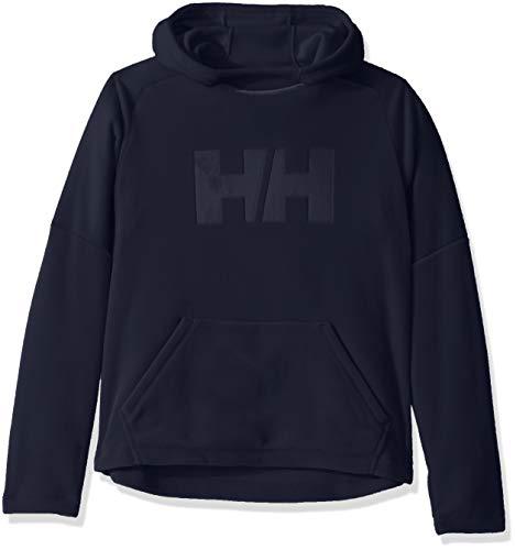 Helly Hansen Jr Daybreaker Hoodie Sueter, Unisex Niños, Azul (597 Navy), 176/16