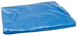 immagine di PostQuam - Mantelle monouso per tintura e taglio dei capelli - Pack 100 mantelli