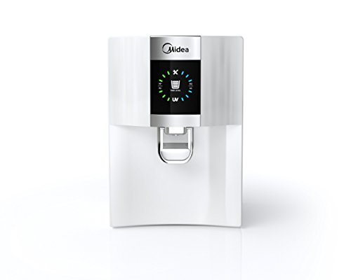 Midea Carrier MWPRU080AL7 8-Litre RO + UV Water Purifier (White)