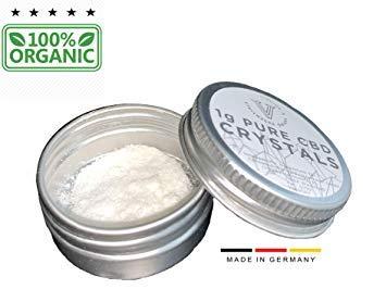 Vaporisator Isolate Pulver (1 Gramm) - Made in Germany (99,89{9199d7b5198f6d5df781e1c8462608800928aae99d90960b2befbf4d6e57400e})