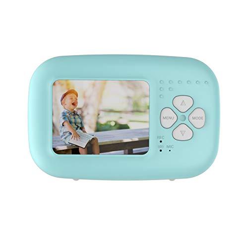 LXJ-KLD Cámara instantánea, cámara Infantil Polaroid para una Imagen, imprima inmediatamente Mini cámara Inteligente de Alta definición