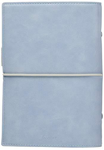 Filofax 22578 Terminplaner, Personal Domino Soft Pale, blau, 2019