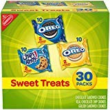 Great Price! Nabisco Cookies Sweet Treats Variety Pack Cookies - with Oreo, Chips Ahoy, & Golden Ore...