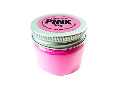 El mundo del pinkest rosa–50G en polvo pintura por Stuart Semple