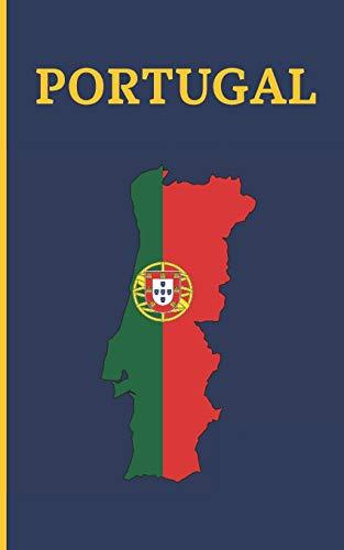 PORTUGAL: DIARIO DE VIAJE. EDICIÓN ESPECIAL BOLSILLO. CUADERNO REGISTRO DE HOTELES, VUELOS, LISTA DE EQUIPAJE Y  LUGARES A VISITAR. INCLUYE ADEMÁS ... O MEJORES MOMENTOS Y DATOS DE INTERÉS.