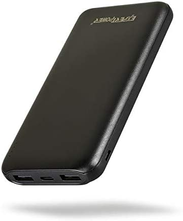 10000mAh Portable Charger Power Bank with High Speed Charging Powerful Dual USB Port 3 1A Output product image
