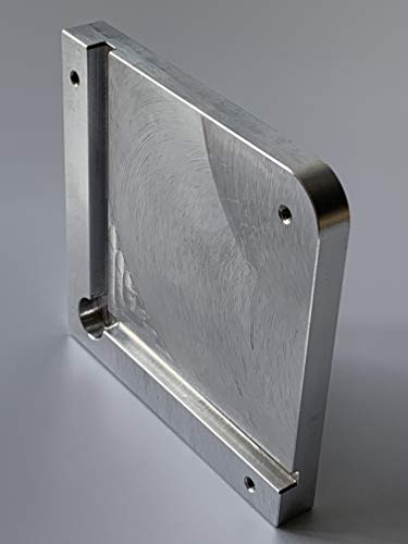 MPCNC Estlcam Tastplatte Werkzeuglängensensor 78x78x10 mm