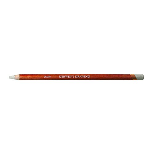 Derwent Drawing Chinese Pencil, White (34392)