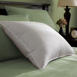 Restful Nights Trillium Polyester Pillow (1 Standard Pillow). Ships Within 1-5 Business Days Unless There is a Problem.
