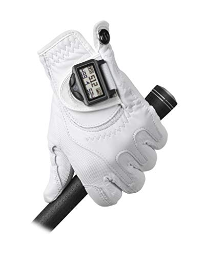 Learn More About Zero Friction Distance Pro Cabretta GPS Golf Glove, Reads Out Front, Center and Bac...