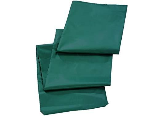 Leifheit 85632 - Funda protectora para tendederos linomatic de tela, 30 x 199 cm, color verde