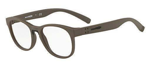 Arnette 0AN7158 Monturas de gafas, Matte Olive Green, 50 para Hombre
