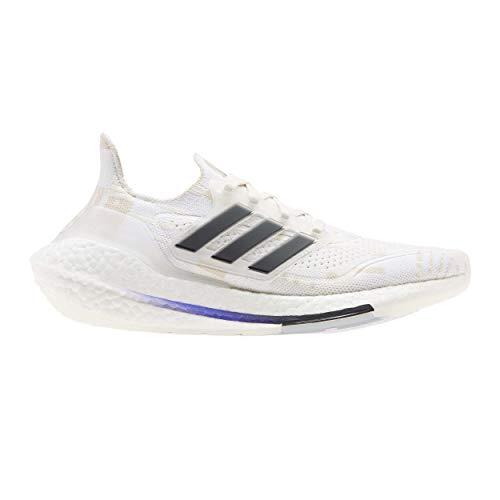 adidas Ultraboost 21 PRIMEBLUE W, Zapatillas para Correr Mujer, Non/Dyed/Core Black/Night Flash, 40 EU