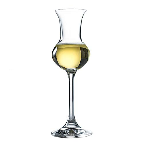 BWM kristal glas Rum likeur proeven champagne bril Whisky Whiskey wijnbeker