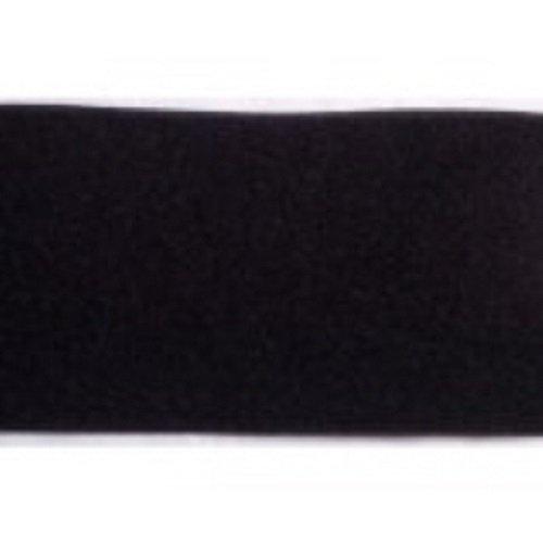 Tesotex 1m Klettband (nur) Flauschband schwarz 150 mm zum nähen