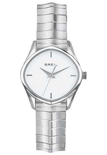 Reloj Breil SINUOUS Watches colección Time Only Movimiento - Brazalete de Acero y Cuarzo 3h para Mujer ES One Size