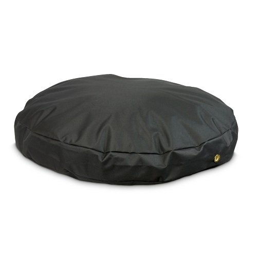 Snoozer Waterproof Round Pet Bed, Large, Green,...