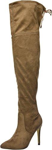 Primadonna 085496167Mf, Stivali Donna, Beige (Taupe), 36