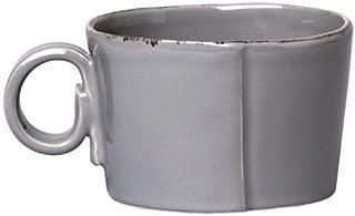 Vietri Lastra Gray Jumbo Cup