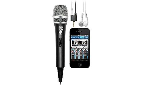iRig Mic - Handheld microfoon voor iPhone, iPad en Android