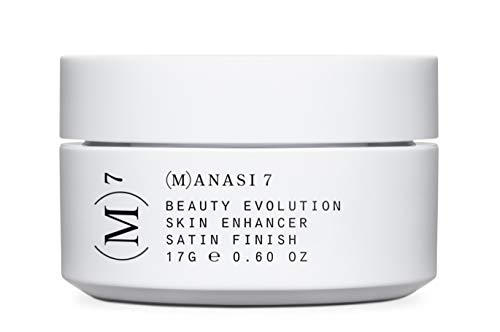 MANASI 7 - Organic Skin Enhancer Concealer + Foundation + Eye Primer | | Non-Toxic, Wild-Harvested Ingredients (Beechwood)
