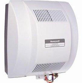 Honeywell HE360A1075 HE360A Whole House Humidifier, light gray