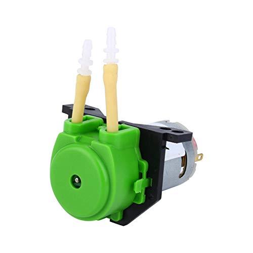 Doseringspump Peristaltiskt pumphuvud, DIY-doseringspump för akvarium, laboratorium, vattenanalys