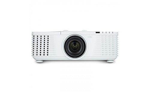 ViewSonic PRO9800WUL Proyector para instalación apilable WUXGA (DLP, 1920 x 1080, 5.500 ANSI lumens, 360º, HDMI/MHL, 12V trigger), color blanco