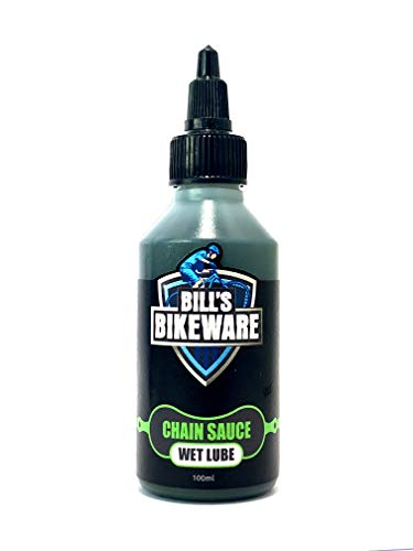 CHAIN SAUCE wet chain lubricant formulated for wet and challenging conditions